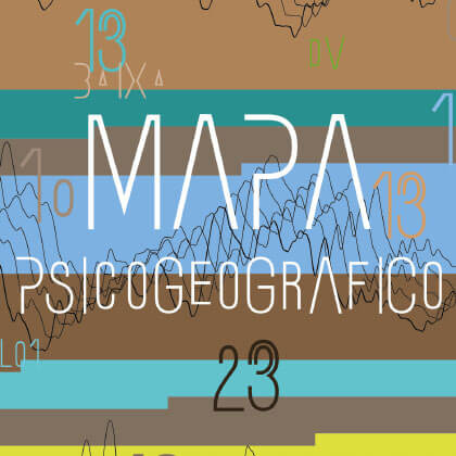 Psychogeographic Map